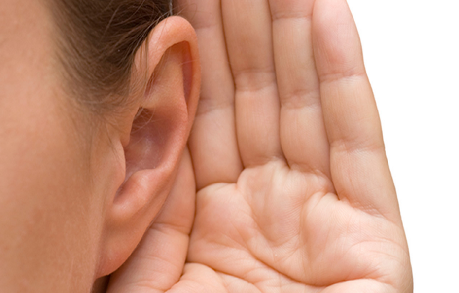 Clauraudience is clear hearing where a psychic is able to hear spirit