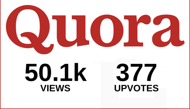 Quora Stats for psychicstudent.com 24th Jan 2017
