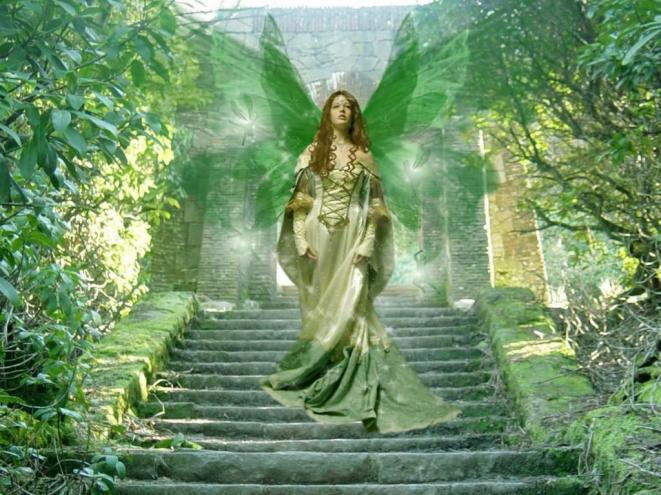 The Theosophical Society believes that Devas - any of the spiritual forces or beings behind nature - live in the atmospheres of the planets of the solar system as Planetary Angels