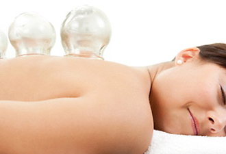 Cupping is a form of Traditional Chinese Medicine