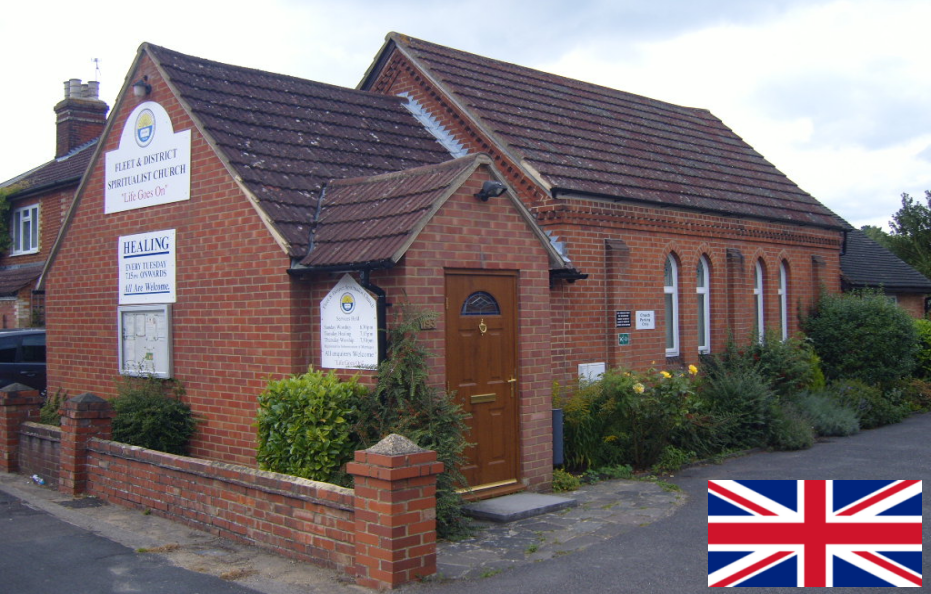 Spiritualist Churches in the UK