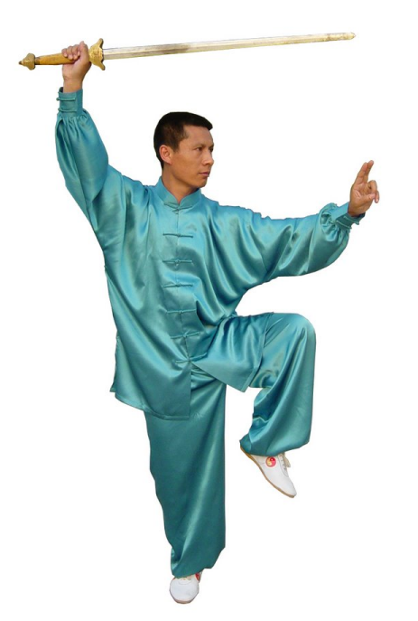 Tai Chi: A form of Mindful movement that helps Qi to flow freely.
