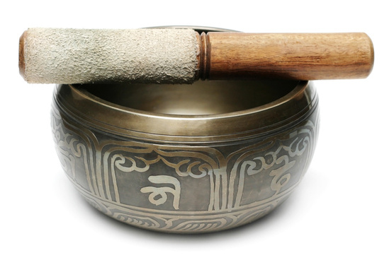 Tibetan Singing Bowls are often used in Sound Healing.