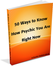 50 Ways to Know How Psychic You Are Right Now eBook