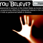Do You Believe? [Infographic]