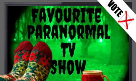 Vote for Your Favourite Paranormal TV Show