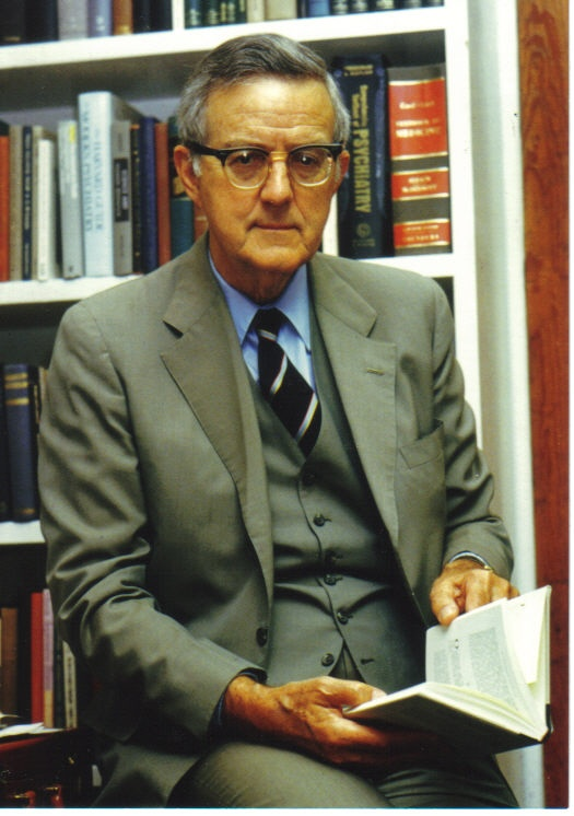 Ian Pretyman Stevenson (October 31, 1918 – February 8, 2007) was a Canadian-born U.S. psychiatrist.