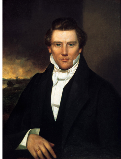 Joseph Smith founder of Church of Latterday Saints