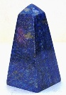 Lapid Lazuli is associated with the the third eye chakra - chakra colours and meanings - PsychicStudent.com